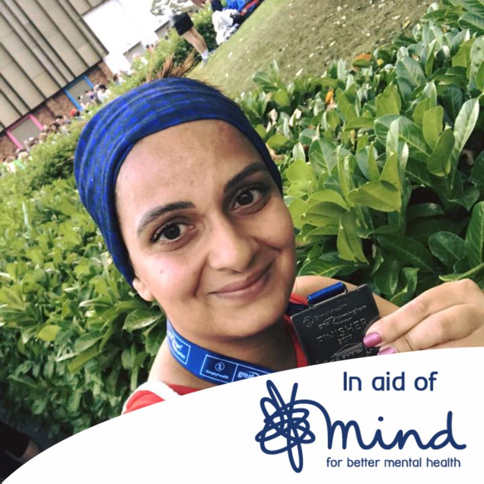 charity yoga for runners