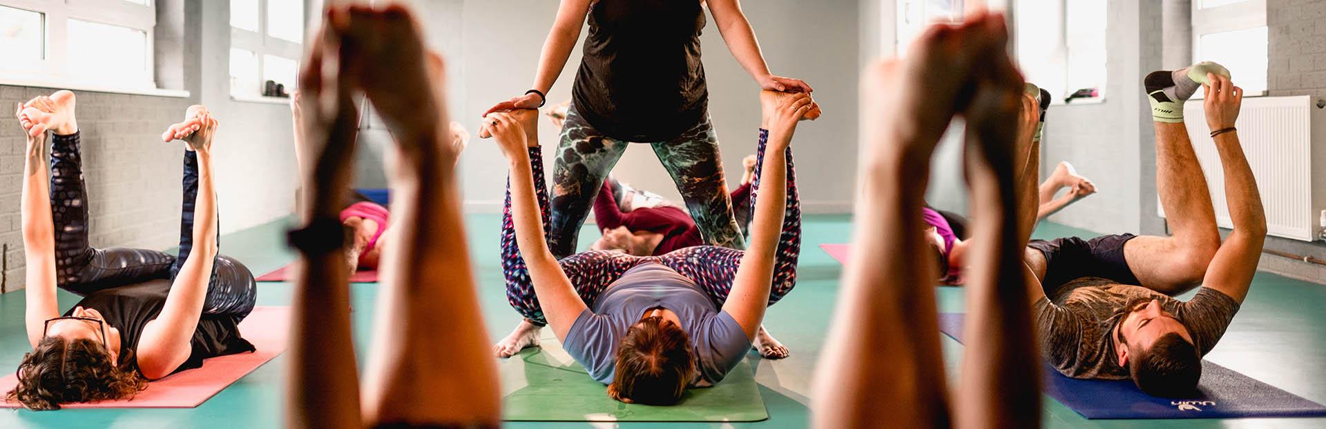 yoga class in sutton coldfield