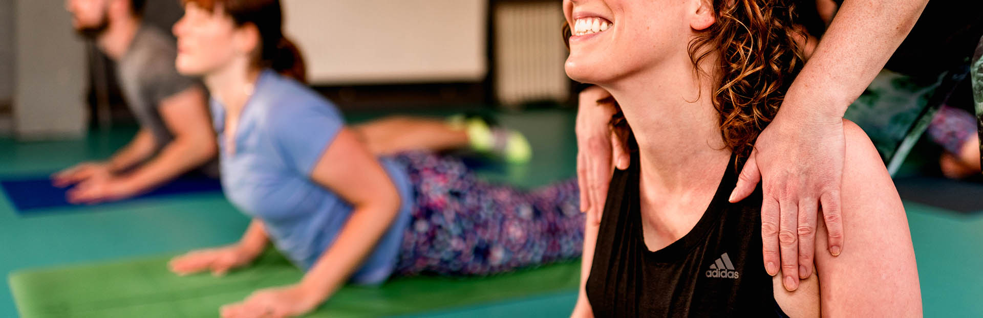 absolute beginners yoga